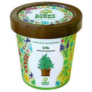 Набор для выращивания Ель необыкновенная Happy Plant