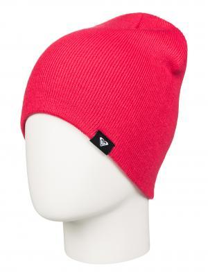 Шапка , цвет: розовый Roxy