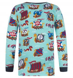 Пижама джемпер/брюки , цвет: голубой Hatley