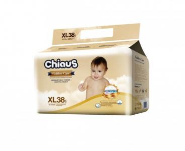 Подгузники-трусики GoIden Care XL (12-17 кг) 38 шт. Chiaus