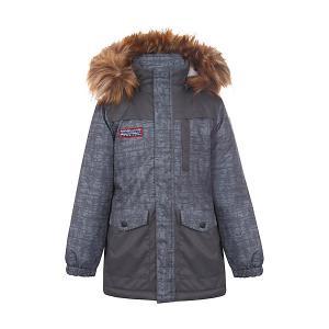 Утепленная куртка Luhta. Цвет: хаки
