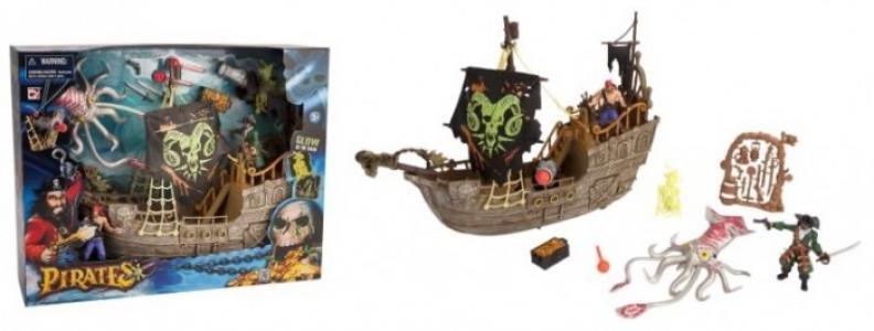 Игровой набор Пиратские приключения Chap Mei