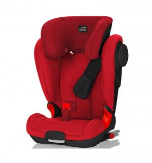 Автокресло  Kidfix II XP SICT Black Series, цвет: flame red Britax Romer