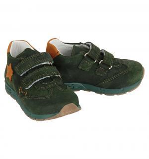 Кроссовки , цвет: зеленый Dandino