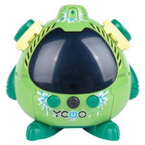 Интерактивный робот  Квизи 9 см цвет: зеленый Silverlit