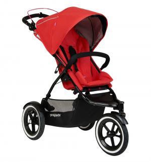 Прогулочная коляска  Sport, цвет: cherry Phil and Teds