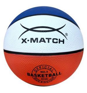 Баскетбольный мяч  (размер 3) 18 см X-match