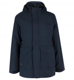 Куртка  Город, цвет: синий Luhta