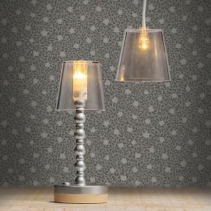 Освещение для домика  Торшер и потолочная люстра Lundby. Цвет: разноцветный