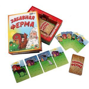 Настольная игра  Забавная ферма Рыжий кот