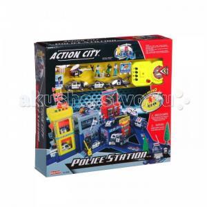 Игровой набор Полицейский участок звук свет 28368 RealToy
