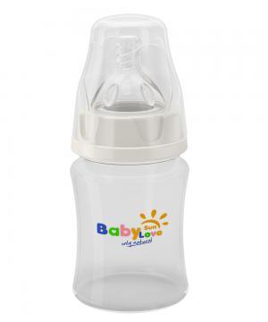 Бутылочка  полипропилен с рождения, 150 мл Baby Sun Love