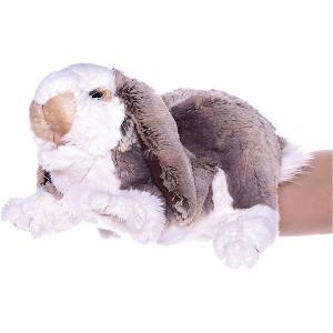 Мягкая игрушка  «Вискоухий крольчонок», 25 см Folkmanis. Цвет: разноцветный