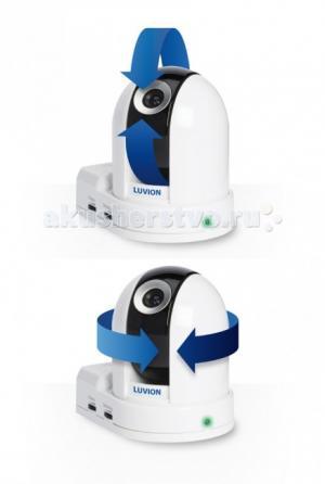 Дополнительная камера для Модели Supreme Pan/Tilt Luvion