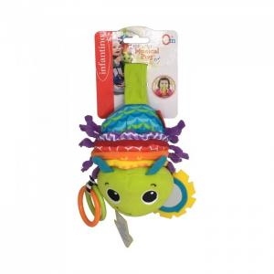 Подвесная игрушка  Музыкальная Гусеничка Infantino