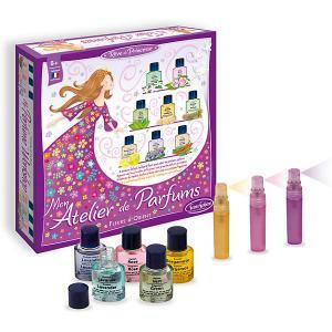 Набор для творчества  Салон парфюм. Цветы востока SentoSphere