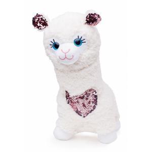 Мягкая игрушка  Лама 35 см СмолТойс