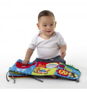 Развивающая игрушка  Книжка для игры в кроватке Playgro