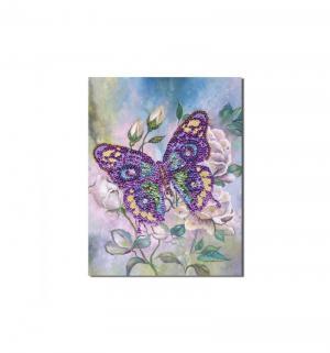 Мозаика из пайеток  Бабочка Волшебная мастерская