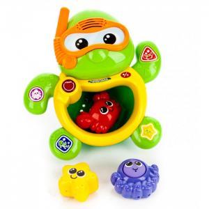 Игрушка для купания Плавающая черепаха 80-113426 Vtech