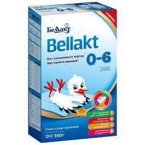 Молочная смесь  0-6 месяцев, 350 г Беллакт