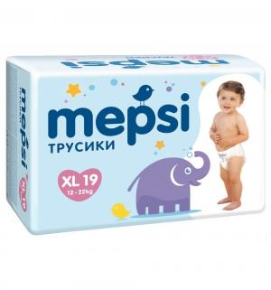 Трусики-подгузники  (12-22 кг) 19 шт. Mepsi