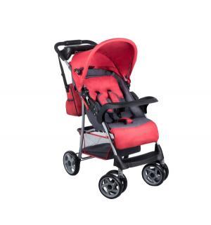 Прогулочная коляска  Emma plus, цвет: red Lionelo