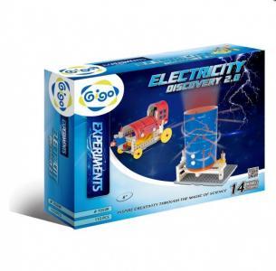 Electricity discovery Электрическая энергия Gigo