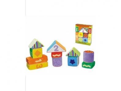 Развивающая игрушка  Мягкие кубики 81607 Parkfield