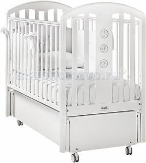 Детская кроватка  Elegance Swing продольный маятник Feretti