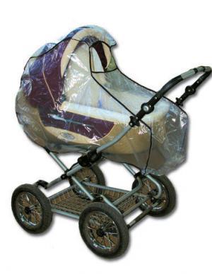 Дождевик Sport Baby, цвет: прозрачный Спортбэби
