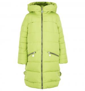 Пальто , цвет: салатовый Fobs