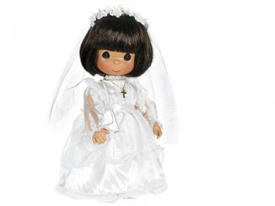 Кукла Невеста брюнетка 30 см Precious
