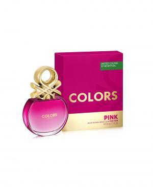 Туалетная вода (50 мл)  Colors Pink Benetton