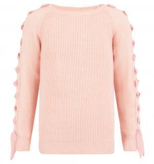 Джемпер  Нежность, цвет: розовый Colabear