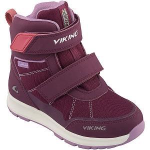 Ботинки Valhest GTX Viking для девочки. Цвет: розовый