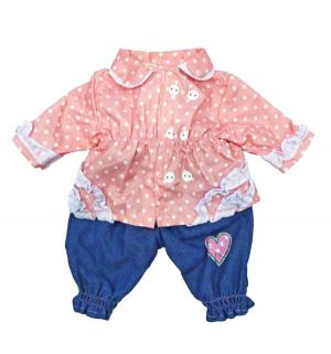 Одежда для кукол  Кофточка и штанишки Mary Poppins