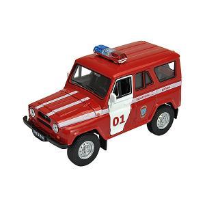 Модель машины УАЗ  31514 ПОЖАРНАЯ ОХРАНА, Welly