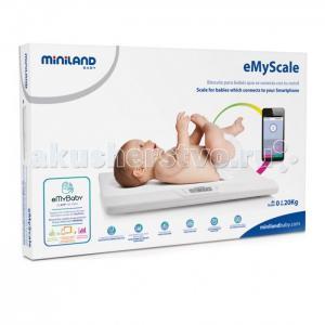 Детские весы  Электронные Emyscale Miniland