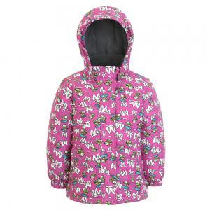 Куртка , цвет: розовый Taika by Lappi kids